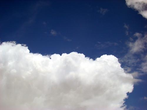 Algodão no Céu