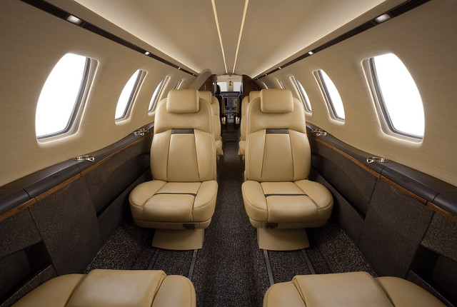 Cessna Citation CJ4 Interior Flickr Photo Sharing