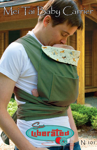 How to Make a Mei Tai Baby Carrier | eHow.com