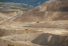 soil, valley, mining, geology, plateau, badlands, quarry,