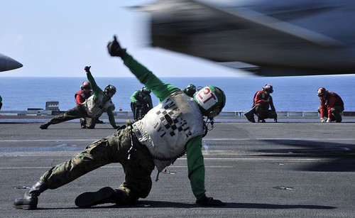 USS Harry S. Truman Activity