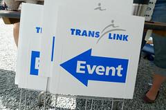 Translink Event this way...