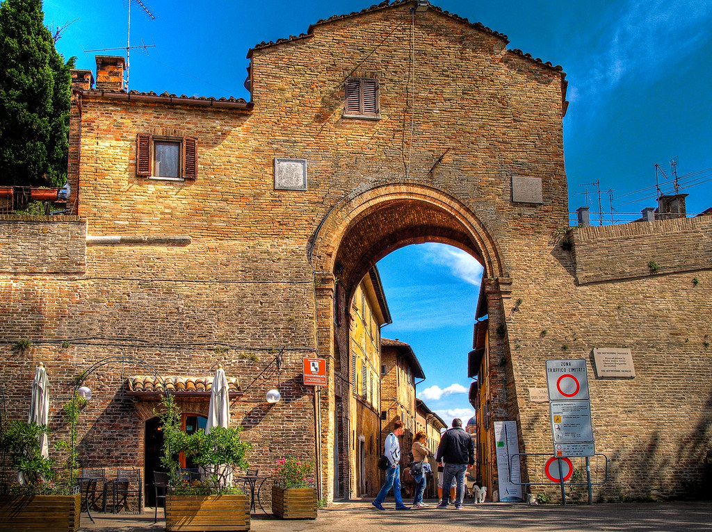 Urbino Italy Pictures Town of Urbino Italy