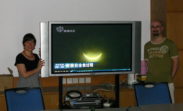 Shanghai Eclipse