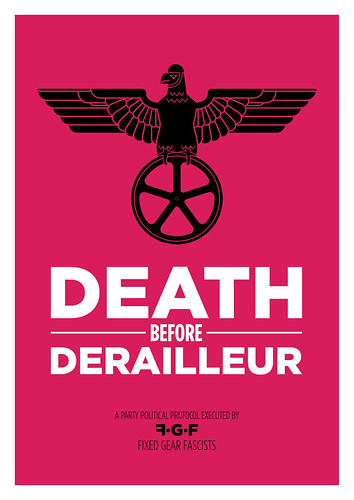 DEATH -BEFORE- DERAILLEUR