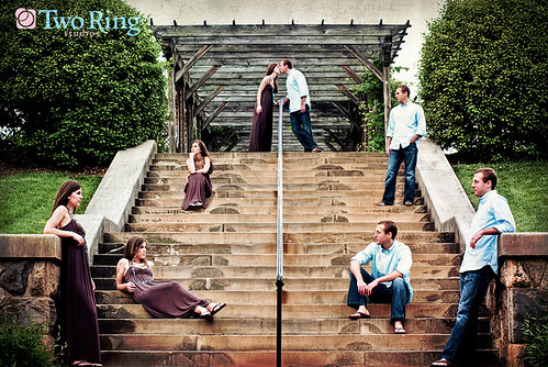 Biltmore Estate - Engagement Session