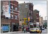 "Random Street Scene May 10, 2009 Chicago Avenue.  <a href=""http://bighugelabs.com/onblack.php?id=3832790414&size=large"""