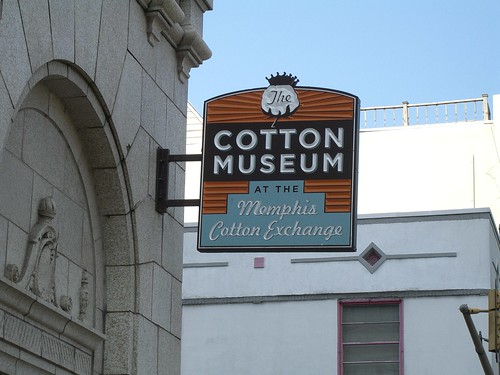 Cotton Row, Memphis, Tenn.