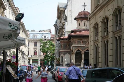 Bucareste, Moldavia
