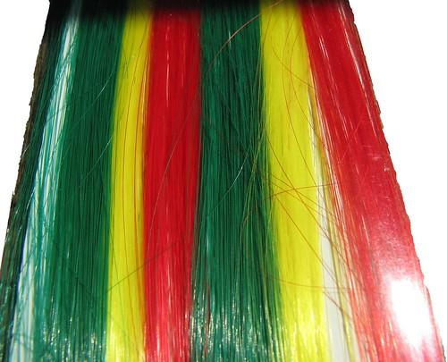 BOB Marley RASTA HAIR Extensions | eBay
