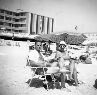 rehoboth beach, 1962