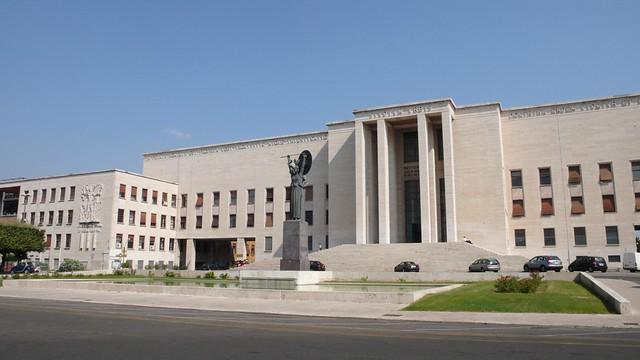 Palazzo del Rettorato - Università la Sapienza di Roma