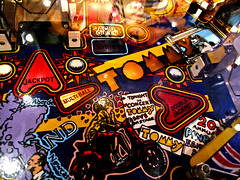 Tommy Pinball Playfield
