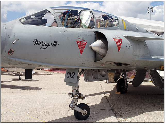 Dassault Mirage III BS