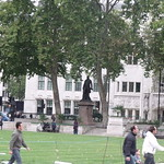 Parliament Square - Mandela and Peel