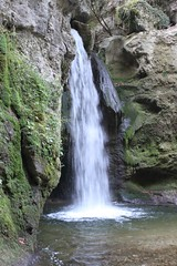 Venoge waterfall