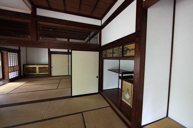 japanese traditional style house interior