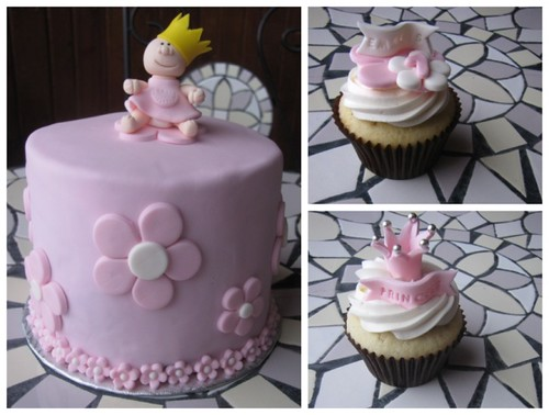 Princess Emmas Birthday Cake