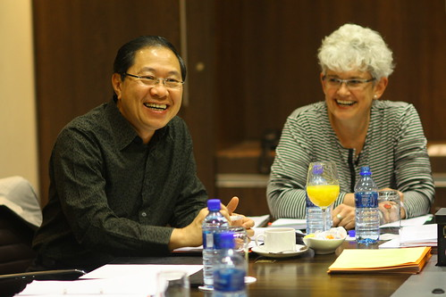 IFACCA board, 4th World Summit on Arts & Culture