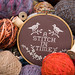 Small photo of A Stitch in Time...the story of an engagement