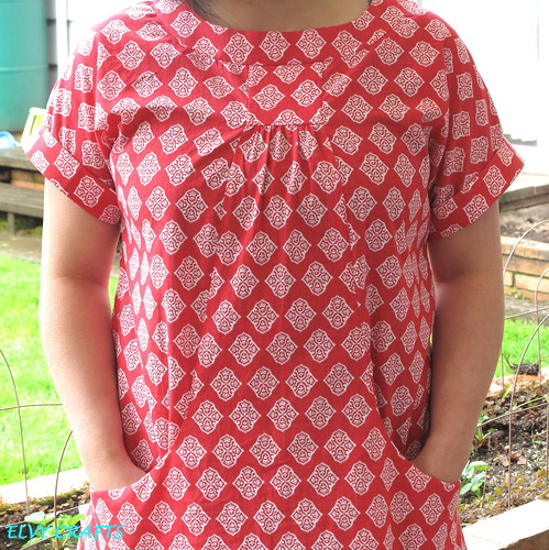 Lisette Tunic by Elvy