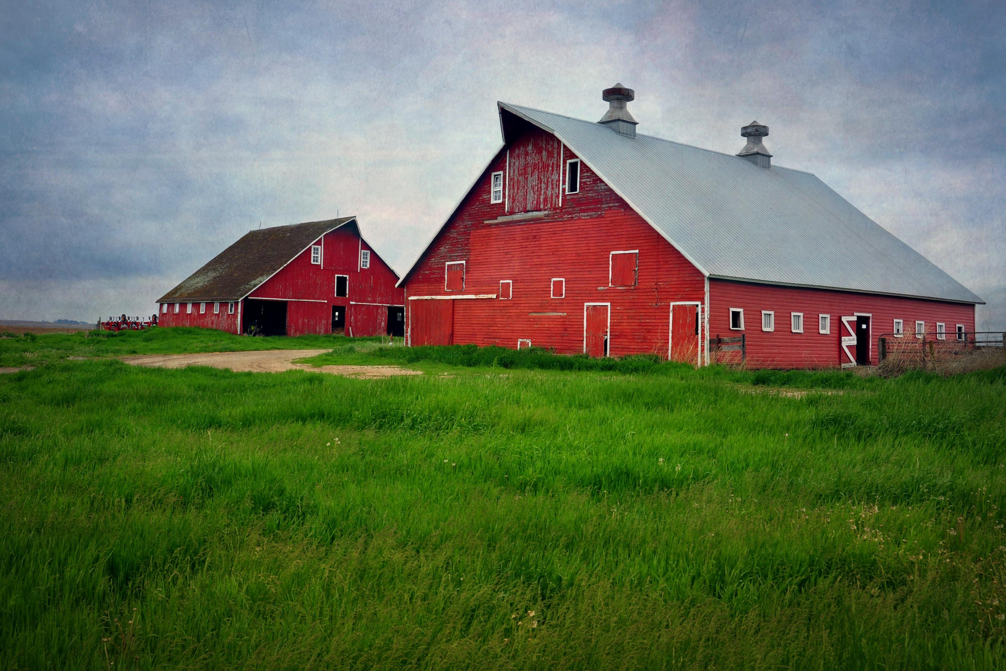 Two Barns Flickr Photo Sharing