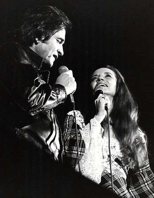 Johnny cash and june carter flickr photo sharing for Pictures of johnny cash and june carter
