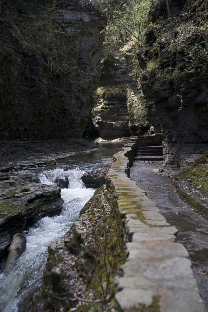 Watkins Glen Gorge Path