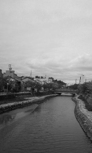 氷見の街 富山 yokohamanote andmore 町並み