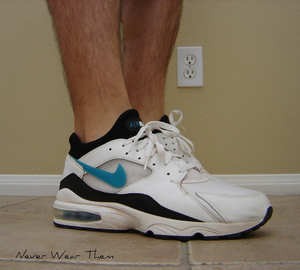 new style 6ed85 02353 Nike Air Max 93  beaters to the gym.  Edwin Barrera Jr.  Fli