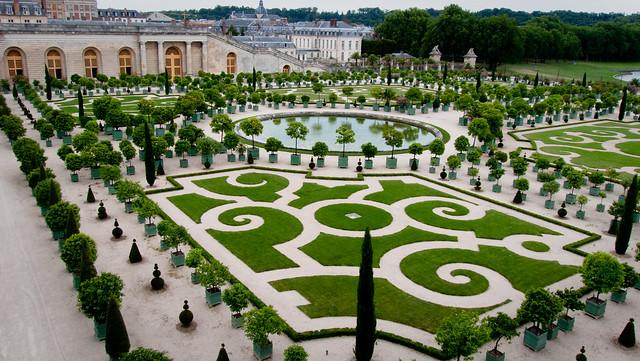 Domaine de versailles les jardins du ch teau de - Les jardins du chateau de versailles ...