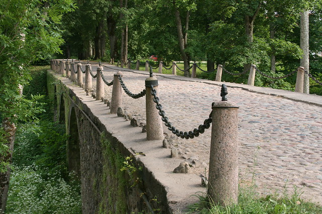 Мост в Казданге