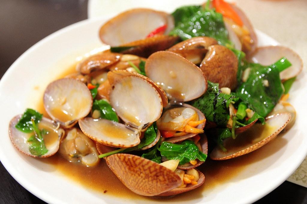 阿華海鮮熱炒