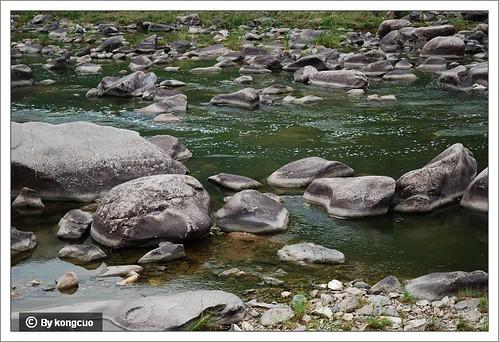 徒步沿河城-幽州-永定河峡谷-溪石