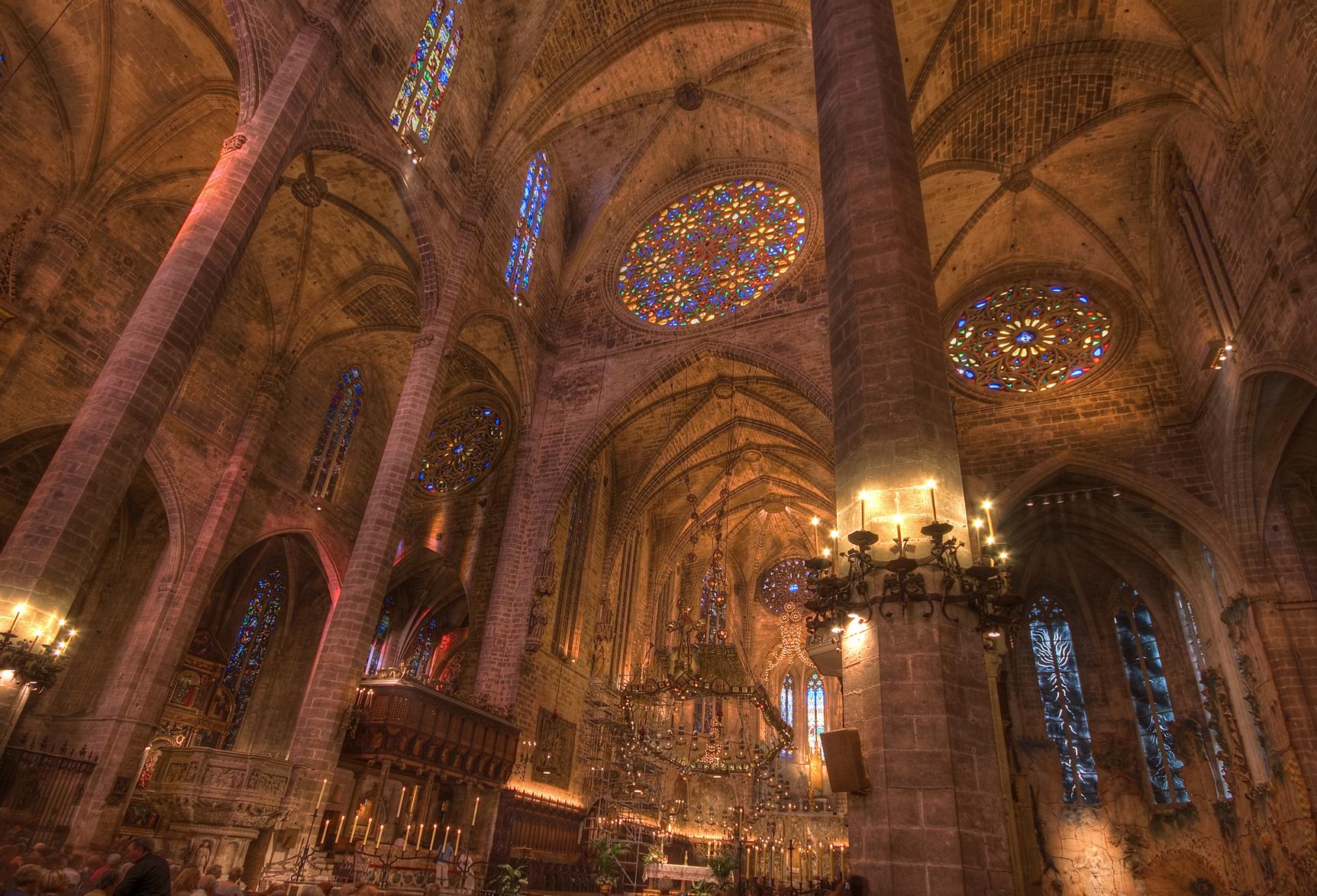 Catedral de Palma de Mallorca (Interior)