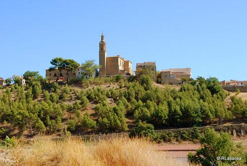 Sansol, Navarra by Rufino Lasaosa