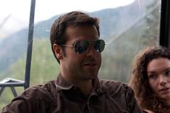 facial hair(0.0), soldier(0.0), film(0.0), screenshot(0.0), portrait(0.0), glasses(1.0), sunglasses(1.0),