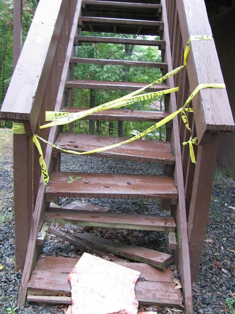 Broken Stairs | Flickr - Photo Sharing!