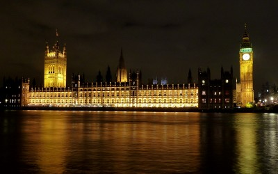 Palace of Westminster - Houses of Parliament & Big Ben - London