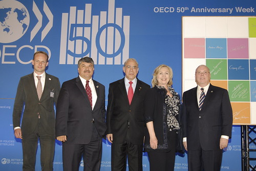 The updated Guidelines were adopted at the 2011 OECD Ministerial Meeting