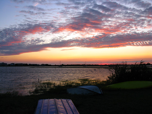 usa water us newjersey unitedstates nj sunsets lbi longbeachisland bays oceancounty barnegatlight barnegatbay