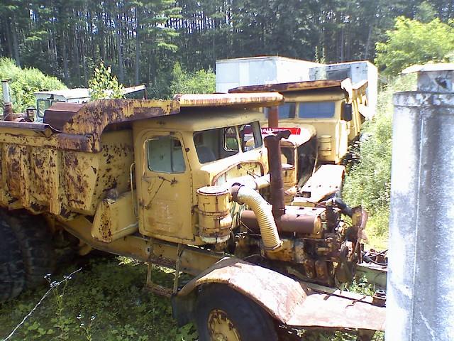 Old Euclid Dump Trucks Flickr Photo Sharing