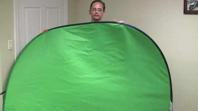 How to Fold a Botero Portable Background