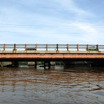 BRIDGE K306: Westside Avenue Bridge over Bellmans Creek, New Jersey Meadowlands