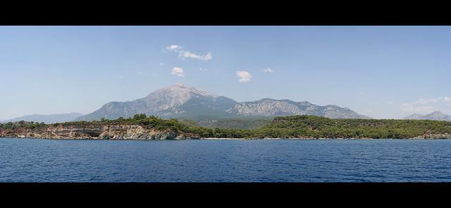 panorama kemer