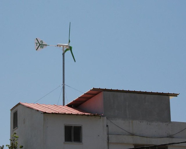 Roof Top Residential Wind Turbine Check Out Our Small