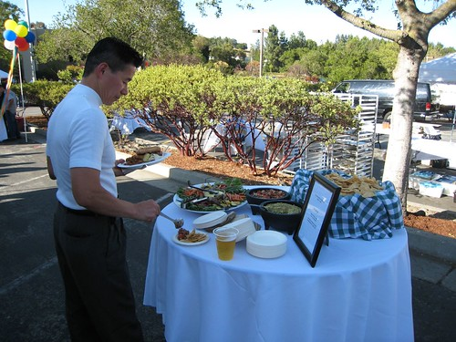 Tesla Relocation Celebration, Just Catering… IMG_9954