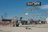 Deathguild Thunderdome at Burning Man 2009 by mr. nightshade