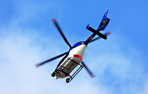 Politieheli EC135 PH-PXA