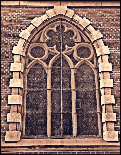 Black windows for homes - Gothic Window Flickr Photo Sharing